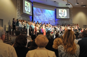 50th Anniversary Celebration of Sheridan Hills Baptist Church, Hollywood, Fla. (April 21, 2013)