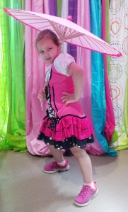 Belle dress up Aug 2014